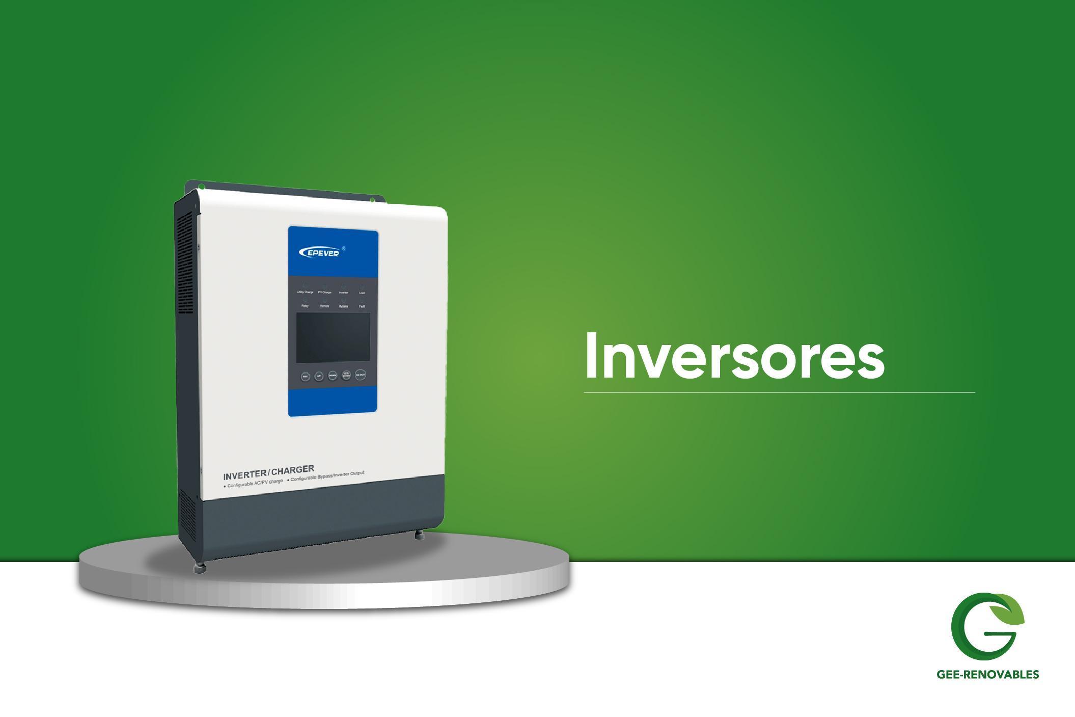 Inversores (2)